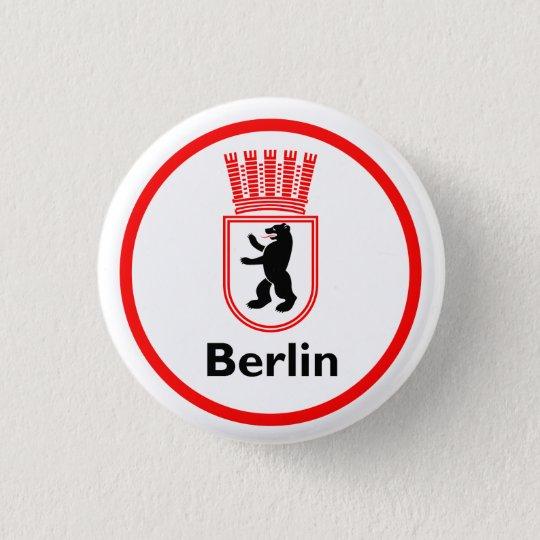 Berlin city arms (GDR) Button
