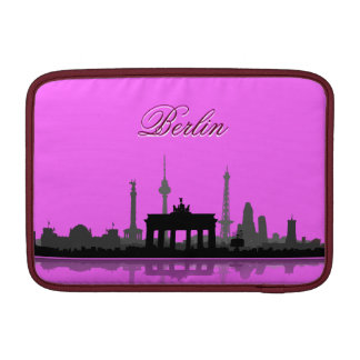 Berlin city of skyline - iPad/MacBook air Sleeve