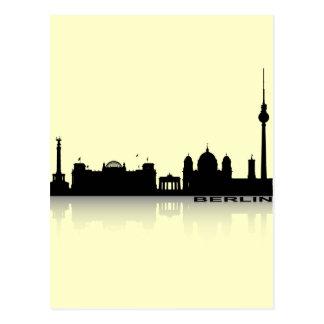 Berlín Cityscape_2 Postal