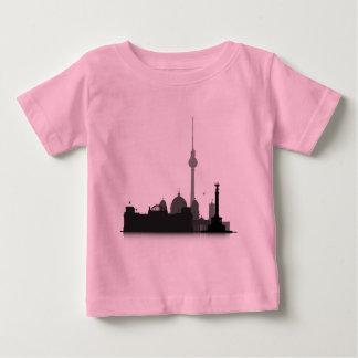 Berlin Cityscape Baby T-Shirt
