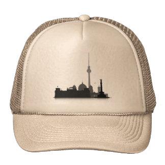 Berlin Cityscape Mesh Hat