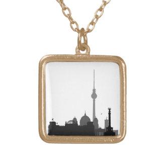 Berlin Cityscape Necklace