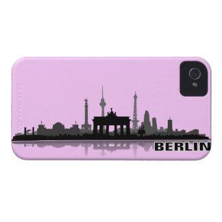 Berlín ciudad horizonte - iPhone 4 revestimiento p iPhone 4 Case-Mate Cobertura