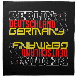 BERLIN cloth napkins
