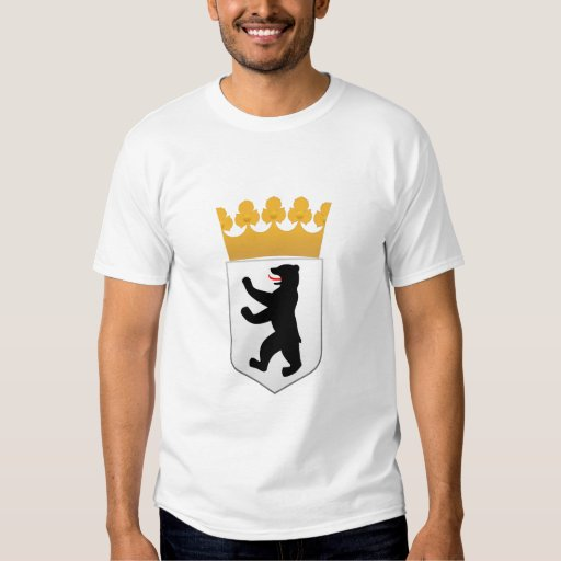 Berlin Coat of Arms T-shirts