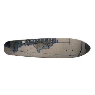 Berlin Cruiser 1 Skateboard Deck