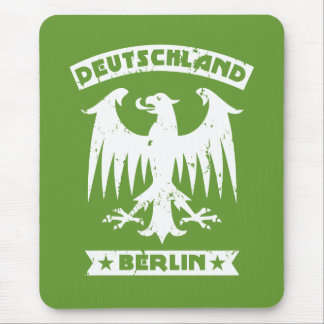Berlin Deutschland German Eagle Mousepads