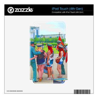 Berlín-Diversión iPod Touch 4G Skins