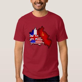 Berlin Divided City Tshirt