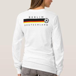 Berlin football Germany sweater heart