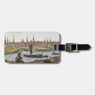 Berlin, Germany, 1737 Tag For Luggage