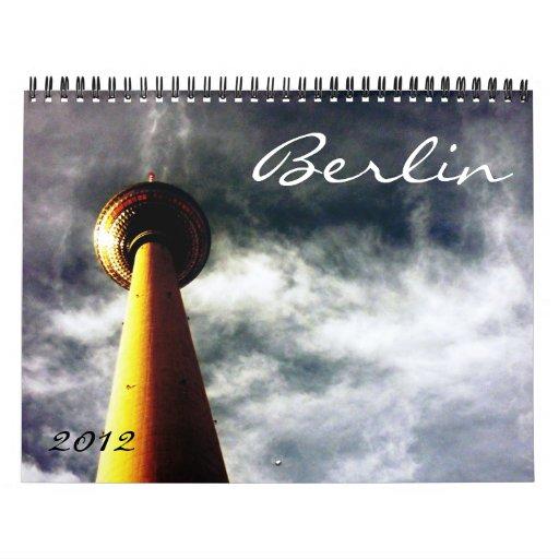 berlin germany 2012 wall calendars