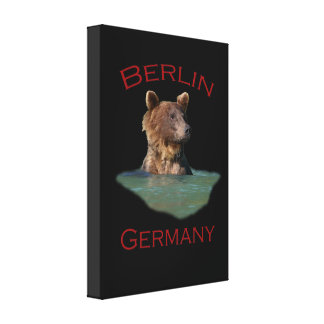Berlin, Germany Canvas Prints
