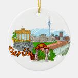 Berlin - Germany Christmas Ornaments