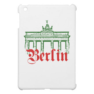 Berlin Germany iPad Mini Cases