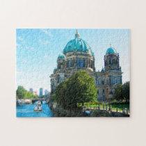 Berlin Germany. Jigsaw Puzzle
