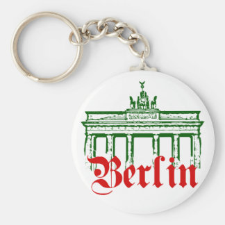 Berlin Germany Keychain