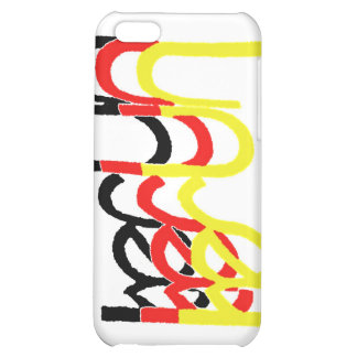 Berlin, Germany Logo with Interlocked Letters iPhone 5C Cover