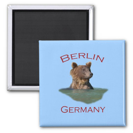 Berlin, Germany Magnet