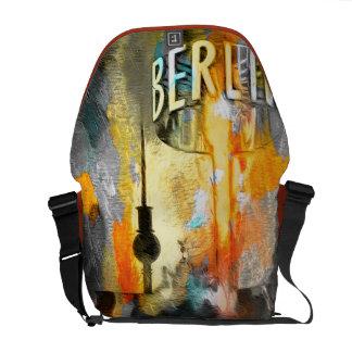 Berlin Germany Messenger Bag