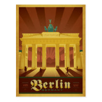 Berlin, Germany Postcard