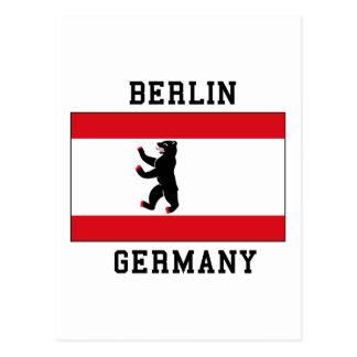 Berlin Germany Postcard