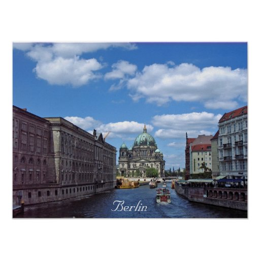 Berlin, Germany Poster