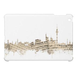 Berlin Germany Skyline Sheet Music Cityscape Case For The iPad Mini