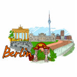 "Berlin - Germany Statuette<br><div class=""desc"">If you live in Berlin - Germany or have ever dreamed of visiting Berlin - Germany then you will love this great design.  It is such a beautiful city rich in history &amp; culture.</div>"