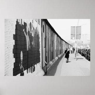 Berlín graderías póster