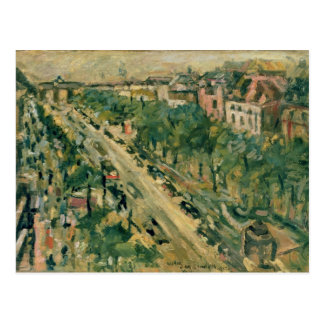 Berlín, guarida Linden, 1922 de Unter Postales