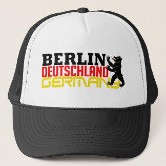 BERLIN hat - choose color
