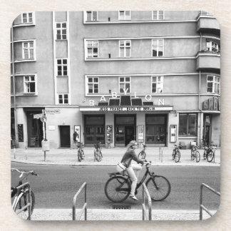Berlin Jesus Jess Franco Germany bicycle coasters