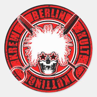 BERLIN KULT KUTTING KOMPANY STICKERS