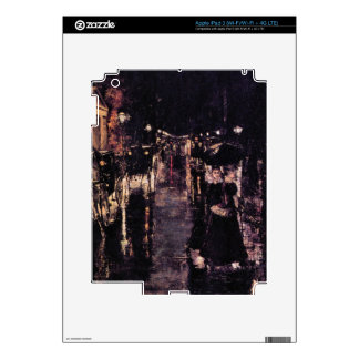 Berlin, Leipziger Street by Lesser Ury Decals For iPad 3