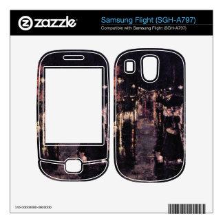 Berlin, Leipziger Street by Lesser Ury Skin For Samsung Flight