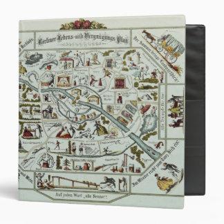 Berlin living and amusement plan binder