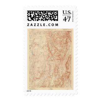 Berlin, Massachusetts Stamp