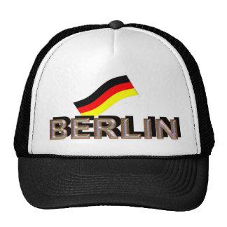 Berlín metal gorro de camionero