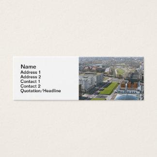 Berlin Mini Business Card