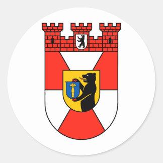 Berlin-Mitte Stickers
