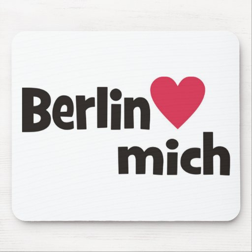 Berlin Mouse Pad