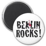 Berlin of skirt fridge magnets