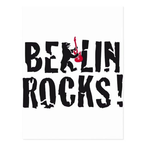 Berlin of skirt post cards