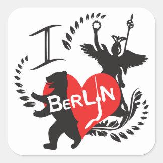 Berlín pegatina
