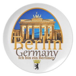 BERLIN Plate