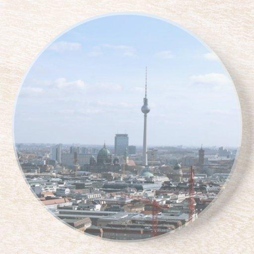 Berlín Posavasos De Arenisca