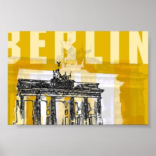 Berlin Posters
