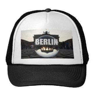 BERLÍN, puesta del sol en la puerta de Brandeburgo Gorras De Camionero