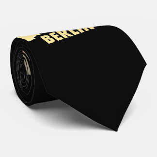 BERLIN Quadriga 002.0 Brandenburg Gate Neck Tie